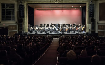 Sights and sounds: The New Bedford Symphony Orchestra