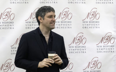 Dinur impressive in audition with New Bedford Symphony Orchestra