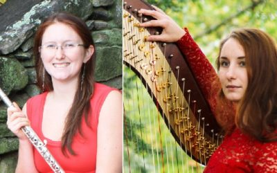 Watch Now: Duets for Flute and Harp